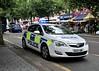 Hertfordshire Police Vauxhall Astra. OU12 HBK (standhisround) Tags: police hertfordshire emergency car vehicle stalbans vauxhall vauxhallastra 999 lights street ou12hbk policecar hertfordshirepolice
