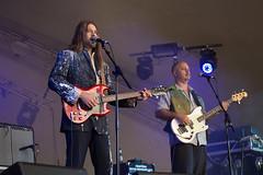 Karl Blau at Doune the Rabbit Hole Festival (Five Second Rule) Tags: dounetherabbithole festival 2017 portofmenteith scotland music musicians singer songwriter karlblau gig