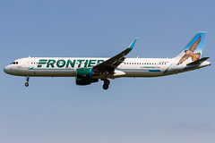 """N710FR Frontier Airlines A321-211(WL) """"Fallon the Falcon"""" (PHL) (Alpha Victor Photo) Tags: n710fr frontierairlines airbusa321 a321200 a321211 sharklets a321211wl fallonthefalcon phl kphl philadelphiainternationalairport philly airliner aviation airplane aviationphotography airliners aircraft airlinerphotography airline aerospace airport arrival airplanes airbus321 commercialaviation commercialairplane commercialairliner commercialjet jetliner jet jetplane jetphotos journey travel a321ceo planespotting planespotter passengerjet plane"""