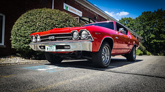 Muscle #1: '69 Chevelle (My sweet pea!) (Rabican7) Tags: car muscle colorful american chevrolet chevelle classic motor v8 antique malibu newhampshire
