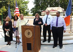 "20170822.Women's Plaza Unveiling and Dedication • <a style=""font-size:0.8em;"" href=""http://www.flickr.com/photos/129440993@N08/36868972375/"" target=""_blank"">View on Flickr</a>"
