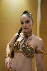DC31 - 0189 - Day 0 (Photography by J Krolak) Tags: dragoncon31 dragoncon2017 day0 precon costume cosplay masquerade atlanta ga usa leia slaveleia leiasmetalbikini