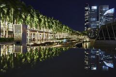 _DSF31862017-09-09 (yimING_) Tags: reflection bluesky marinabaysands marinabayfinancialcentre fullertonhotel fullertonbayhotel singapore lily