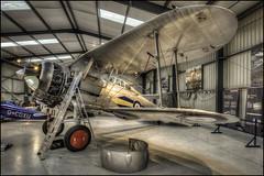 Shuttleworth 1 (Darwinsgift) Tags: shuttleworth collection old warden bedfordshire nikon d810 hdr nikkor 19mm f4 pc e tilt shift tiltshift aviation plane museum hangar