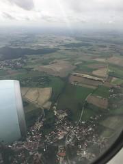 Landing in Berlin