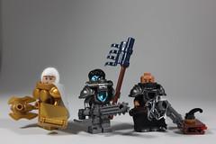 Blessed Grunts (Paul Will I. B.) Tags: lego moc warhammer 40k warhammer40k fantasy space