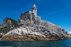 Porto Venere - Kirche San Pietro (AnBind) Tags: ausland fotoreise orte urlaub arrreisen italien cinqueterreundtoskana ereignisse 2017 portovenere liguria it