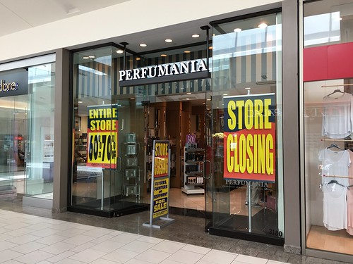 Perfumania Dadeland Mall Going Out Of Business