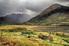 Morvich (OutdoorMonkey) Tags: ruin ruined derelict abandoned church stdubhthach saintduthac morvich highlands scotland clanmacrae beinnfhada beinnattow lochduich