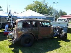 1934 Chevrolet (bballchico) Tags: 1934 chevrolet sedan ratrod hotrod billetproof carshow
