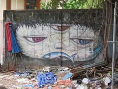 by AlexFace (tofz4u) Tags: bangkok krungthep thailand thailande streetart artderue graffiti tag alexface