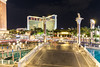 View of the Strip from the Venetian (dr_stan3) Tags: venetian mirage hotel lasvegas nevada nightphotography longexposure