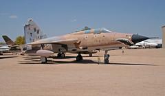 62-4427 KDMA 18-04-2007 (Burmarrad (Mark) Camenzuli) Tags: airline united states us air force usaf aircraft republic f105g thunderchief registration 624427 cn f016