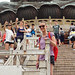 Selfies under buddha
