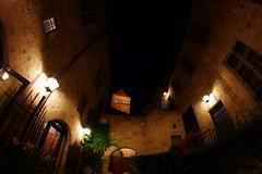 Terrasse d'été (davredon46) Tags: eos7d nuit terrasse restaurant figeac lot