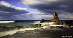 0S1A6055 (Steve Daggar) Tags: kiama seascape cathedralrock landscape longexposure