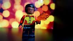 Cw Firestorm (Kid Photgrapher27) Tags: firetsorm cw dc lego toy jefferson jackson martin stein purist figs