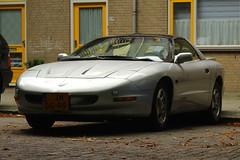 1994 Pontiac Firebird (Dirk A.) Tags: sidecode5 onk jhdg99 1994 pontiac firebird