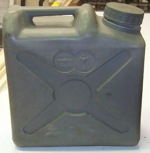 USAID Water Can