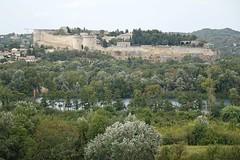 riverside 104 (kazimierz.pietruszewski) Tags: river riverside rodan francja france rhône villeneuvelesavignon provence fortress