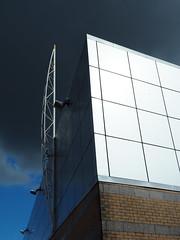 stormcloud (chrisinplymouth) Tags: architecture building urban corner coxside cattedown plymouth devon england uk cw69x xg 2017 cornerpiece city
