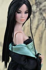 Ayumi (Dolldiva67) Tags: ayuminakamura first blush fashionroyalty integritytoys nuface beautiful doll asianbeauty japanese crouching tiger hidden dragon martial arts films geisha art