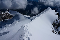 _DSC3167 (farix.) Tags: alpen alps alpy schweiz switzerland szwajcaria trekking treking grat grań piz palu bernina berninagruppe gletscher lodowiec śnieg snow schnee