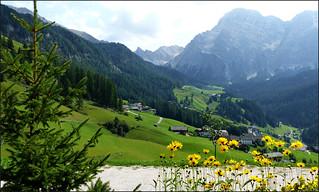 Dans le Val Badia