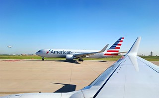 Waiting to Depart Dallas