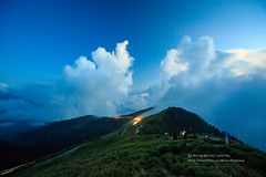 雲流過 (湯小米) Tags: ef1635mmf28l mthehuan 1dx canon galxy milkway star startail sunset 合歡山 夕陽 太魯閣國家公園 星空 銀河 雲海 仁愛鄉 臺灣省 台灣 tw