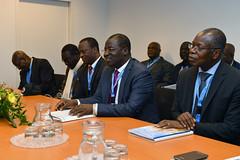 Bilateral Meeting Benin (01116705)
