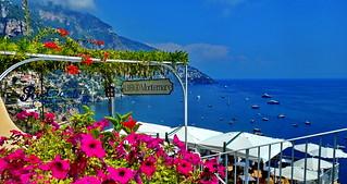 Costiera Amalfiana: Positano