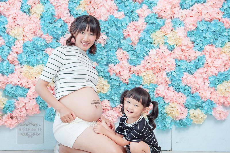 孕婦照,親子,全家福,寫真,攝影,巷子內攝影棚