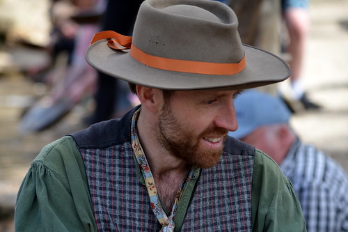 Sovereign Hill Staff Member