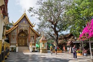 doi suthep pui chiang mai - thailande 15