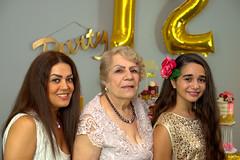 3 Generations of Iranian Women (fidel guevara) Tags: iran iranian persian women birthday people portrait portraits nikon d610