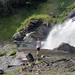 travel day.. Steinsdalsfossen waterfall..