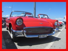 Ford Thundebird, 1957 (v8dub) Tags: ford thundebird 1957 t bird v8 cabrio cabriolet roadster american pkw voiture car wagen worldcars auto automobile automotive old oldtimer oldcar klassik classic collector
