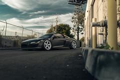 Render Audi R8 FF550