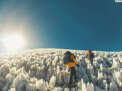 """Happier Than the Morning Sun"" -  Sajama Mount - Bolivia (TLMELO) Tags: 6542 bolivia sajama cordilheira andes atacama desert climb montanhista escalada summit cumbre cume glaciar bolívia cordillerareal cordilheirareal southamerica américadosul altiplano climber mount trekking sky céu clouds caminhada heavy hiking climbing hike backpack backpacking keepwalking justdoit impossibleisnothing walking walk ice glacier gelo snow neve landscape nature natureza paisagem trilha mountain montanha mountaineer mule mula huaynapotosi sunrise"