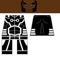 Manifold decal (superherofigs) Tags: lego marvel decal custom superheroes avengers manifold secret warriors agents shield eden fesi