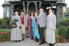 Cape May�s 46th annual Victorian Weekend features tours and activities celebrating this National Historic Landmark City