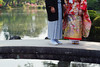 越えるために (Yuri Yorozuna / 萬名 游鯏(ヨロズナ)) Tags: pentaxautotakumar55mmf18 金沢 金沢市 石川県 kanazawa kanazawacity ishikawa japan 北陸 兼六園 庭園 kenrokuen kenrokuengarden garden 日本 日本庭園 庭 結婚式 結婚 記念撮影 記念 ウェディング ウエディング wedding marriage weddinganniversary anniversary memorialphotography commemorativephoto 和装 着物 振袖 振り袖 ふりそで 紋付袴 紋付き袴 袴 紋付羽織袴 衣装 服 衣類 kimono clothes kimonoclothes 男女 カップル 恋人 夫婦 couple 人 人物 柄 pattern japanesepattern japaneseclothes traditionalcostume traditionalclothes costume 伝統 伝統衣装 伝統的 tradition traditional color 色 色彩 石橋 stonebridge 橋 bridge human 霞ヶ池 赤 赤色 red