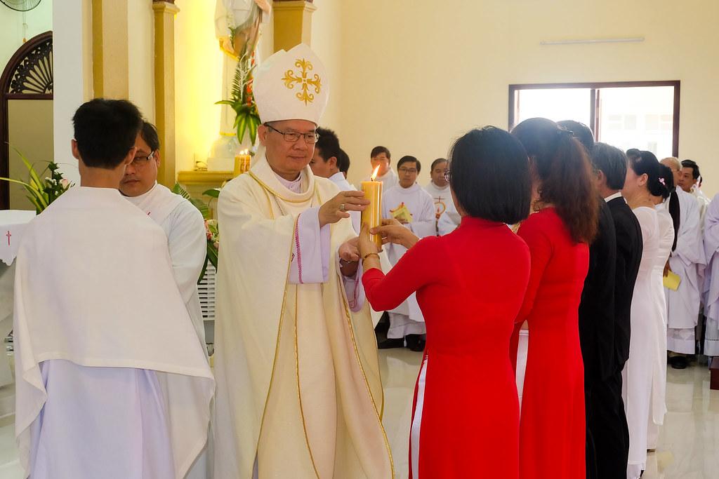 Thánh lễ tạ ơn khánh thành nhà thờ Hòa Cường – Giáo phận Đà Nẵng - Ảnh minh hoạ 47