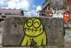 graffiti streetart in amsterdam (wojofoto) Tags: amsterdam graffiti streetart holland nederland netherland wojofoto wolfgangjosten ndsm pressone