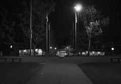 Greek Hill (greyruessler) Tags: night nocturnal urban campus semo south east eastern southeast southeastern missouri state university college greek fraternity frat