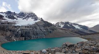 Laguna Cerro Castillo Panorama