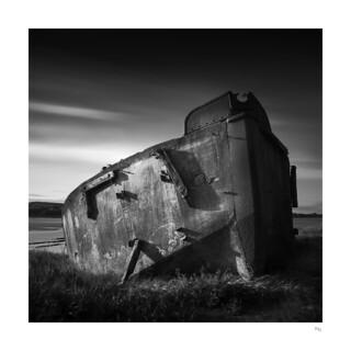 Stony Wreck