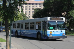 IMG_1301 (GojiMet86) Tags: panynj port authority jersey san diego mts metropolitan transit system nyc new york city bus buses 2001 d40lf 720 6007 red route 102nd street ditmars blvd
