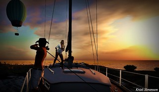 sunset boat party_018